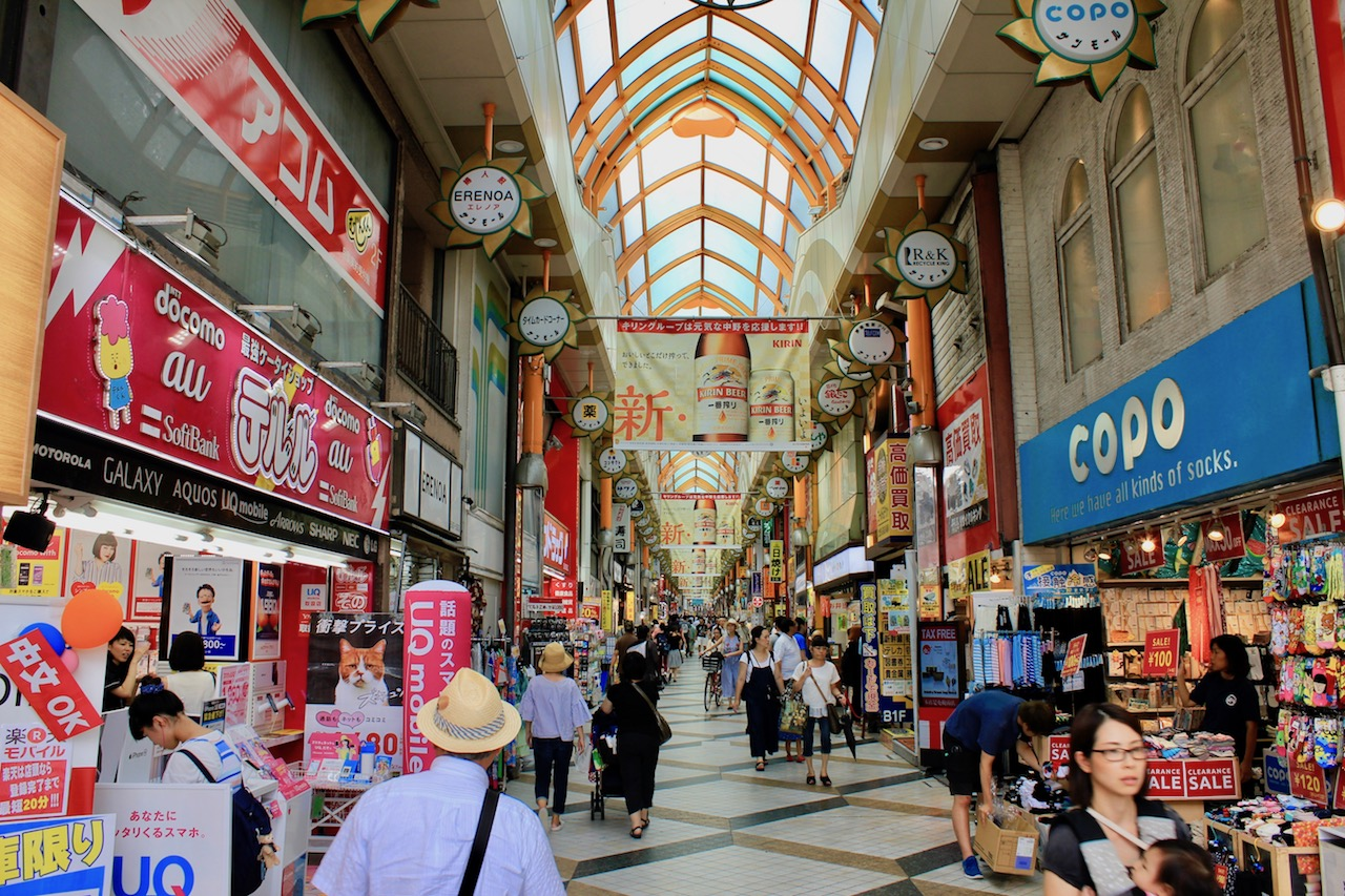 The Ultimate Nakano Guide: Broadway - Exploring Local